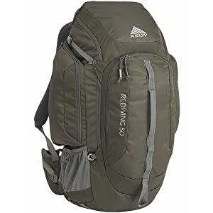 Kelty Redwing 50 backpack trail hiking back pack school travel airplane carry on camping redwing 50