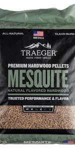 mesquite hardwood pellets