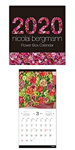 nicolai bergmann Flower Box Calendar 2020