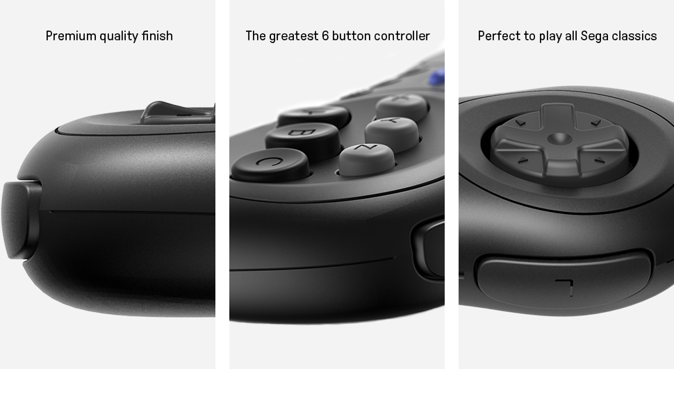 sege genesis mini controller mega drive mini controller wireless controller sege mini