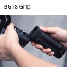 BG18 Grip