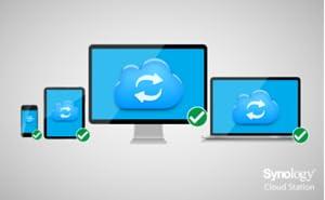 Synology, nas synology, aplicación synology, cloud station, sincronización,