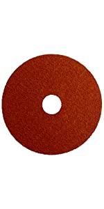 Weiler Saber Tooth HD Ceramic Flap Disc