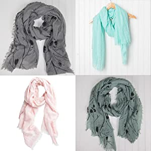 bug repellent;mosquito tick repellent;insect shield;summer scarf