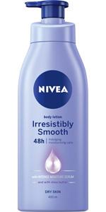 body lotion; body moisturiser; dry skin; rich body lotion; Nivea; Dove; moisturiser