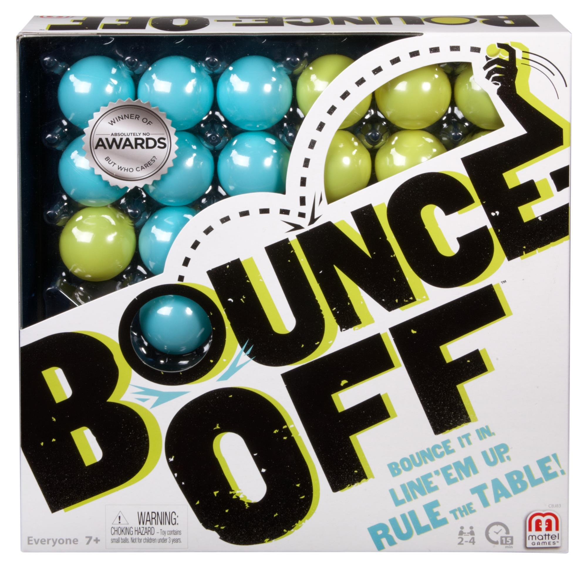 bounce off game board games amazon canada. Black Bedroom Furniture Sets. Home Design Ideas
