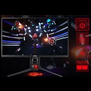 ROG Swift XG258Q Gaming Monitor