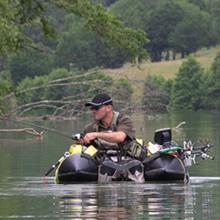 kayak sup fishing ibobber
