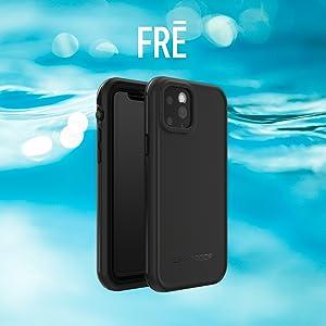 Lifeproof Fré Wasserdichtes Sturzgesschütze Schutzhülle Für Iphone 11 Pro Orange Elektronik