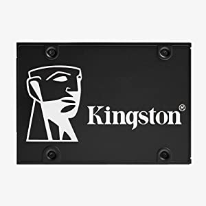 Kingston KC600 is a full-capacity SSD
