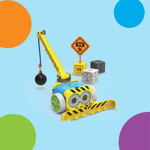 Botley the Coding Robot Crashin' Construction Accessory Set