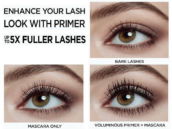 eyelash primer mascara