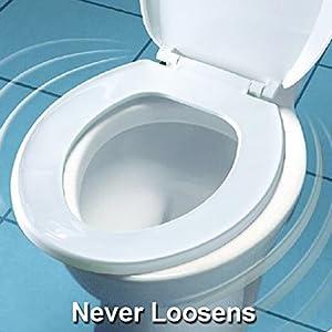 Sta Tite Toilet Seat Bolt Kit Toilet Seats Amazon Canada