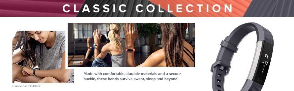 Fitbit Alta HR Classic Accessory Bands