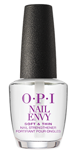 OPI Nail Envy Nail Strengthening Treatment Nail Care Nail Lacquer Base Coat Soft Thin Nails