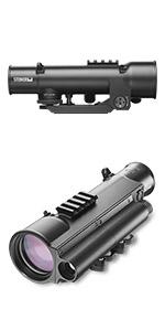 Steiner Optics Intelligent Combat Sight (ICS) 6x40