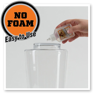 Gorilla Clear Glue Easy to use no foam