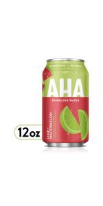 AHA Lime + Watermelon