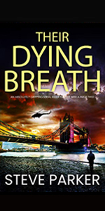 their dying breath london crime thriller mystery detective joffe