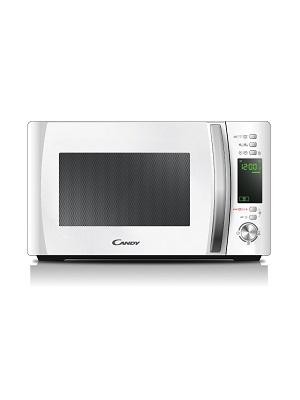 Candy CMXG 20DW - Microondas con Grill y Cook In App, 40 Programas Automáticos, 700 W, 20 L, Blanco