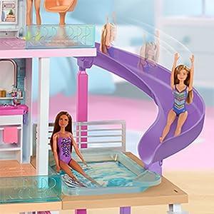 dreamhouse; barbie house