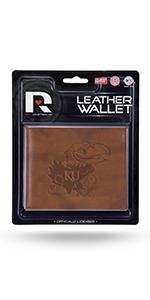 wallet,mens wallet,wallet for women,wallet for men,leather wallet,Kansas Jayhawks