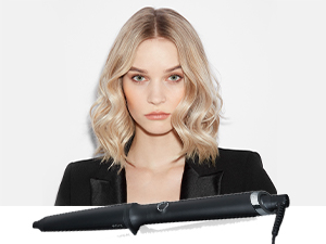 ghd Curve Classic Wave Wand - Hair Curling Wand (Black