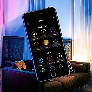 LIFX L3GU10C04 Adjustable/Dimmable LED Light, Multicolor