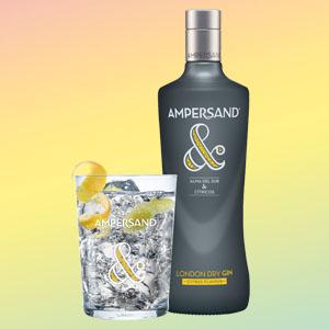 Ampersand Ginebra de Melón - 700 ml: Amazon.es: Alimentación y bebidas