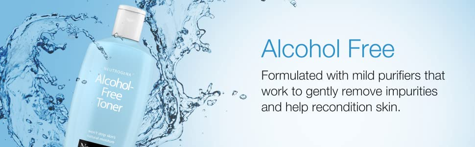 Alcohol-Free Toner Formulation