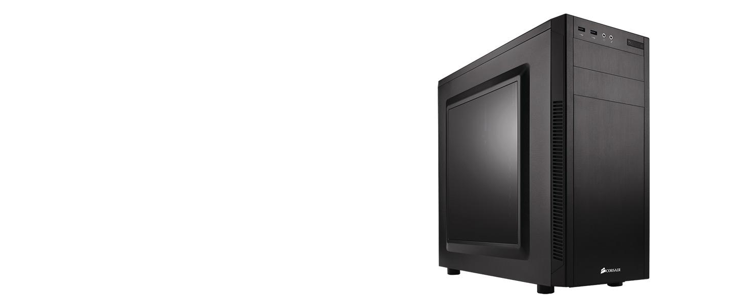 CC-9011075-WW Carbide Series 100R Mid-Tower Case