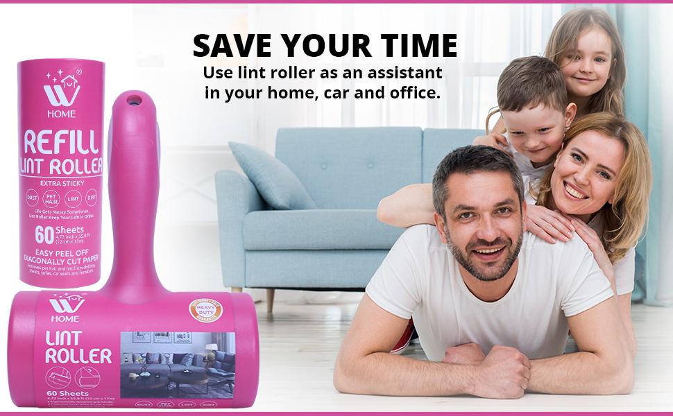 lint roller; lint roller refill; reusable lint roller; lint roller refills; lint roller for pet hair