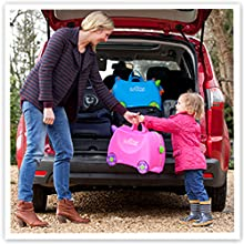 Trunki for car