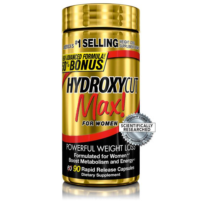 Hydroxycut for women