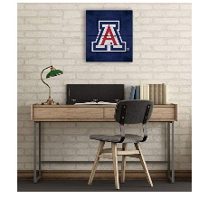 Arizona Wildcats Pallet Pride Collage Logo Plaque
