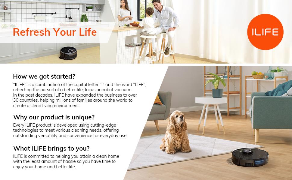 ILIFE Brand Introduction