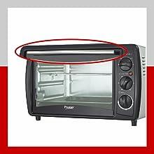 Prestige 1380-Watt Oven Toaster Grill