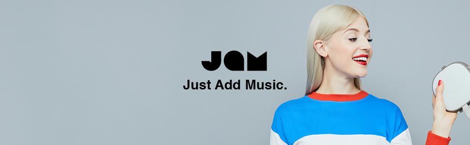 JAM Audio, Jam bluetooth speaker, waterproof speakers, portable speakers, wireless speaker