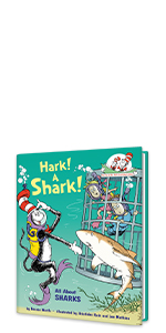 HARK! A SHARK! ALL ABOUT SHARKS