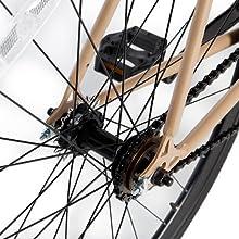 bici bicicleta fixie fixed fixi moa bikes decathlon bh sprinter mtb piñon fijo libre