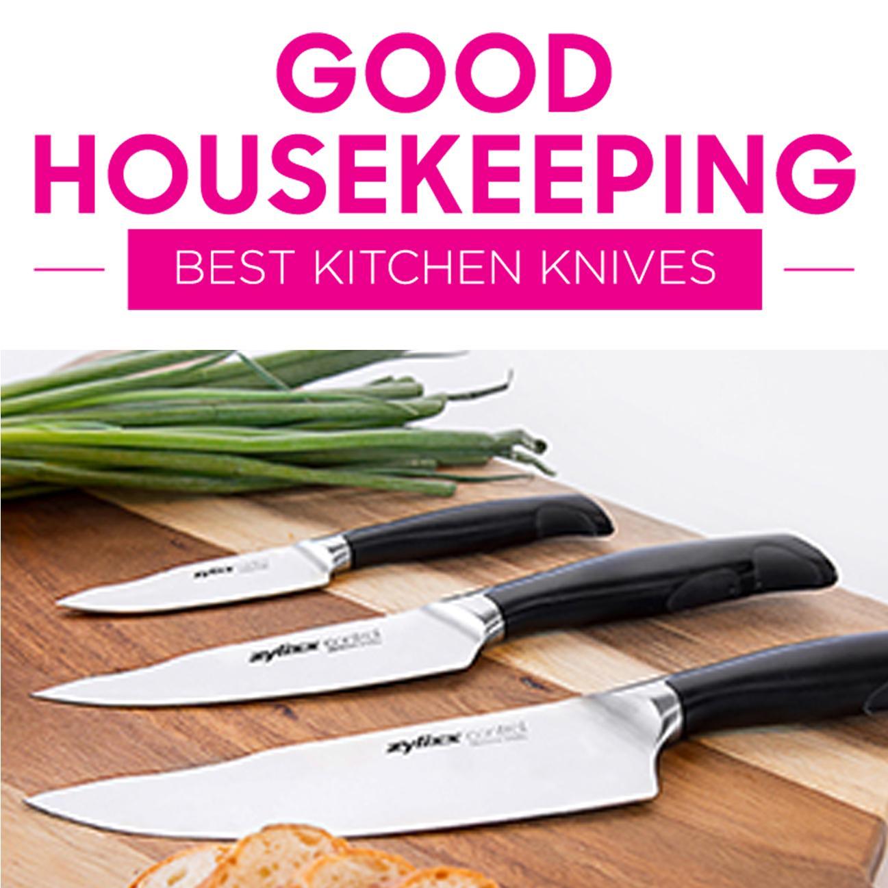 amazon com zyliss control kitchen magnetic kitchen knife holder