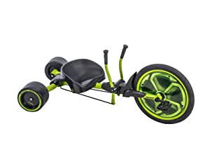 Big Green Machine >> Amazon Com Huffy Green Machine Kids Trike For Ages 8 Drifts And
