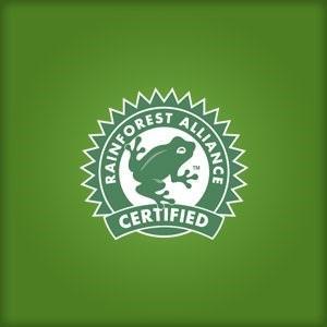 Lipton - Rainforest Alliance Certified