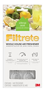 Whole House Air Freshener, Home Fragrance, Citrus Zest