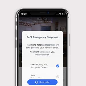 Optional 24/7 Emergency Response Service