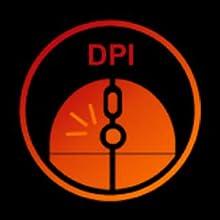 ROG Gladius II Origin DPI Button