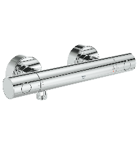 grohe mitigeur thermostatique bain