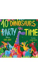 dinosaur dino book