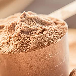 WHEY PROTEIN scoop