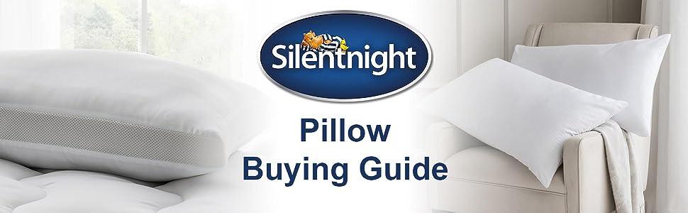 Silentnight Anti Allergy Pillow White Pack Of 2 Amazon